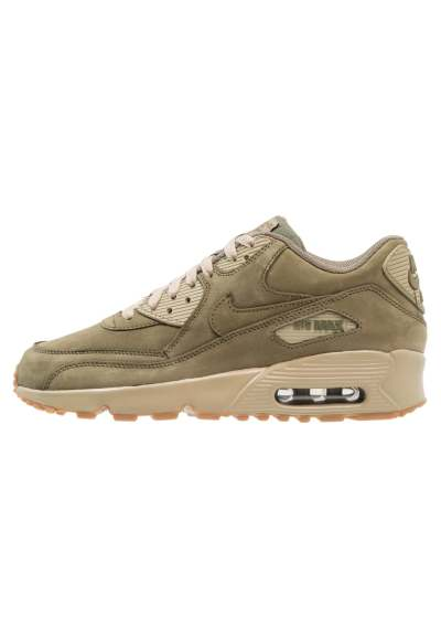 new arrivals 89d4e 49c2a Nike Sportswear AIR MAX 90 WINTER PRM (GS) Sneakers medium olive bamboo