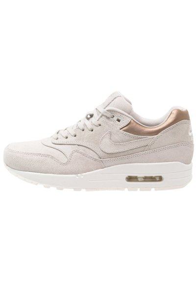 790fb4d9950f ... store nike sportswear air max 1 premium sneakers gamma grey metallic  golden tan. zalando sek1