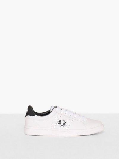 a502bb4f Fred Perry B721 Leather Low Top